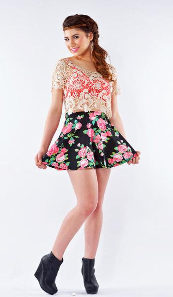Rosie Skater Skirt