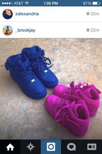 shoes midnight blue jordans purple and blue blue dark purple cute perfecto