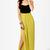 Cute Chartreuse Dress - Maxi Dress - $45.00