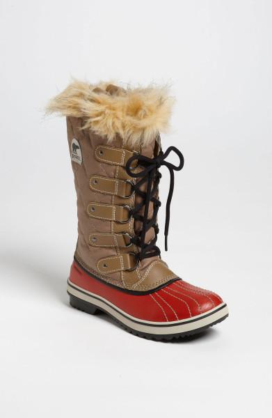 Sorel Tofino Boot in Beige (red/ tan) | Lyst