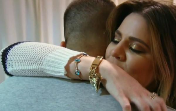 Khloe Kardashian Inspired Celeb Evil Eye Bracelet 22k Gold