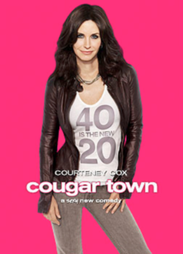 t-shirt courtney cox cougar town t-shirt jacket