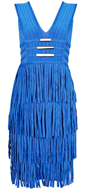 dress,dream it wear it,clothes,blue,blue dress,fringes,fringed dress,tassel,Tassel dress,v neck,v neck dress,plunge v neck,mini,mini dress,bodycon,bodycon dress,party,party dress,sexy party dresses,sexy,sexy dress,party outfits,pool party,summer,summer dress,summer outfits,summer party,spring,spring dress,spring outfits,classy,classy dress,elegant,elegant dress,cocktail,cocktail dress,date outfit,girly