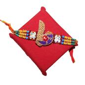 jewels,rakhi,rakhionline,traditionalrakhi,designerrakhi,stonerakhi,silver rakhi