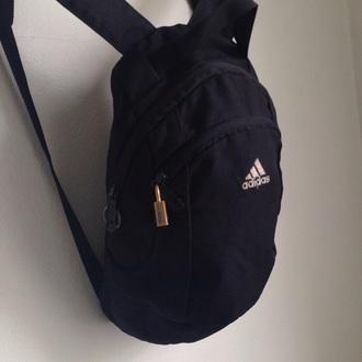 bag adidas black mini