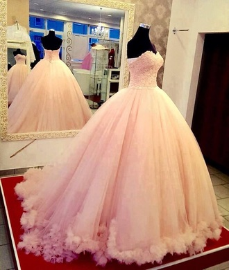 dress princess wedding dreesse