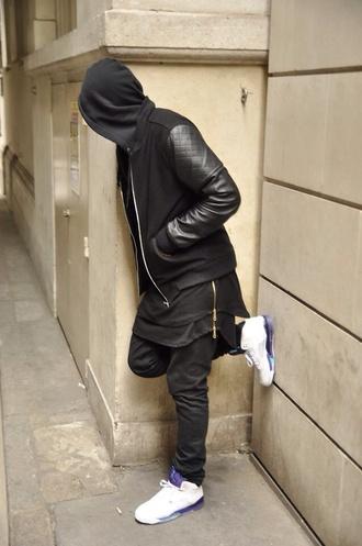 jacket black street streetstyle streetwear pyrex supreme nike