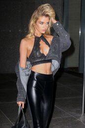 underwear,lace,lace lingerie,lace bralette,stella maxwell,model,sexy,victoria's secret,victoria's secret model
