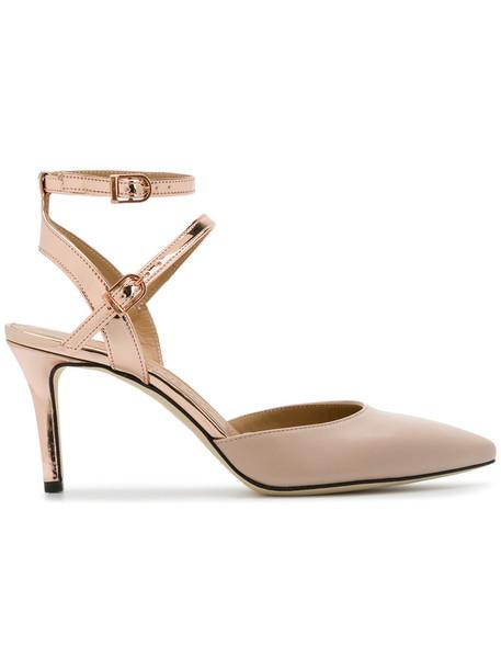 Marc Ellis women sandals leather nude shoes