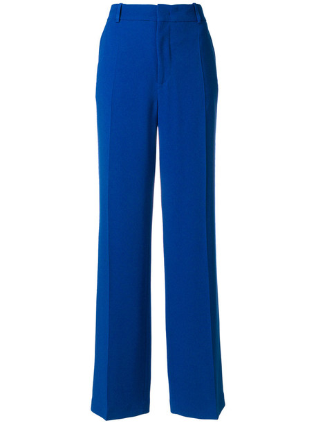 Joseph women spandex blue pants