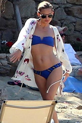 swimwear bikini top bikini kate hudson summer beach kimono