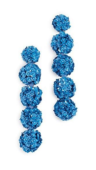 fleur earrings ocean jewels