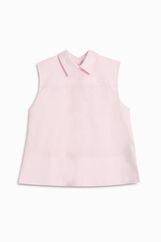 shirt back pink top