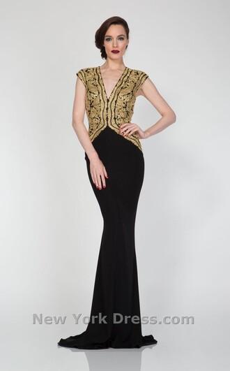 dress gown evening dress black dress