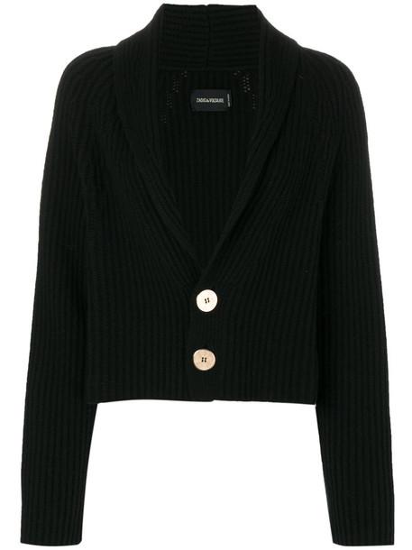 Zadig & Voltaire cardigan cardigan women black wool sweater