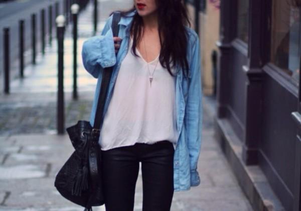 t-shirt top jacket