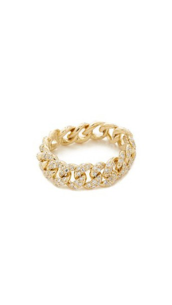 Shay Essential Link Ring - Yellow Gold