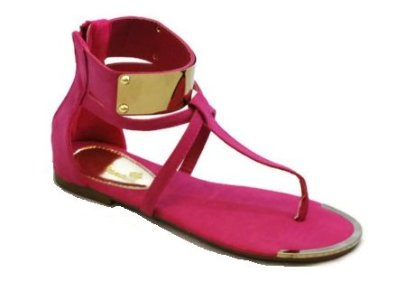 Strap gladiator gold metallic ankle sandals: shoes