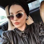 sunglasses,metallic sunglasses