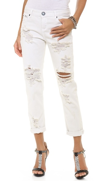 Teaspoon Worn White Awesome Baggy Jeans | SHOPBOP