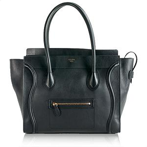 Celine Shoulder Shopper Luggage Tote | Celine Handbags from Bag Borrow or Steal™