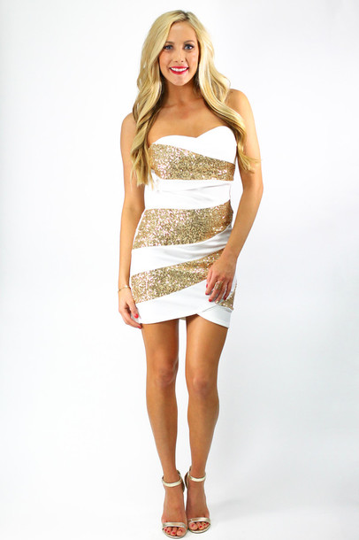 Dress: new year's eve, new year's eve, for new years eve, glitter ...