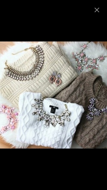 sweater jewels romper