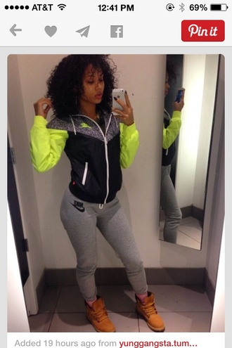 jacket nike running shoes lime green dress green jacket nike air nike sneakers nike sweater