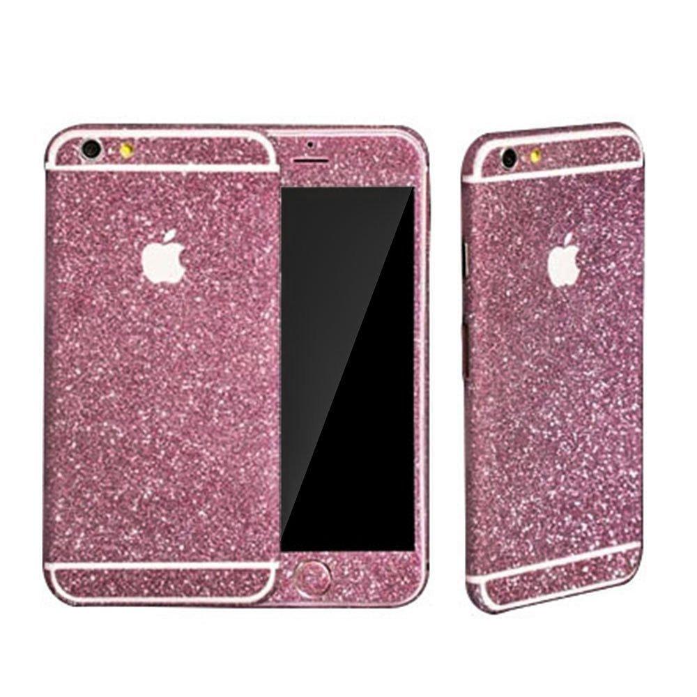 Glitter Decal Pink