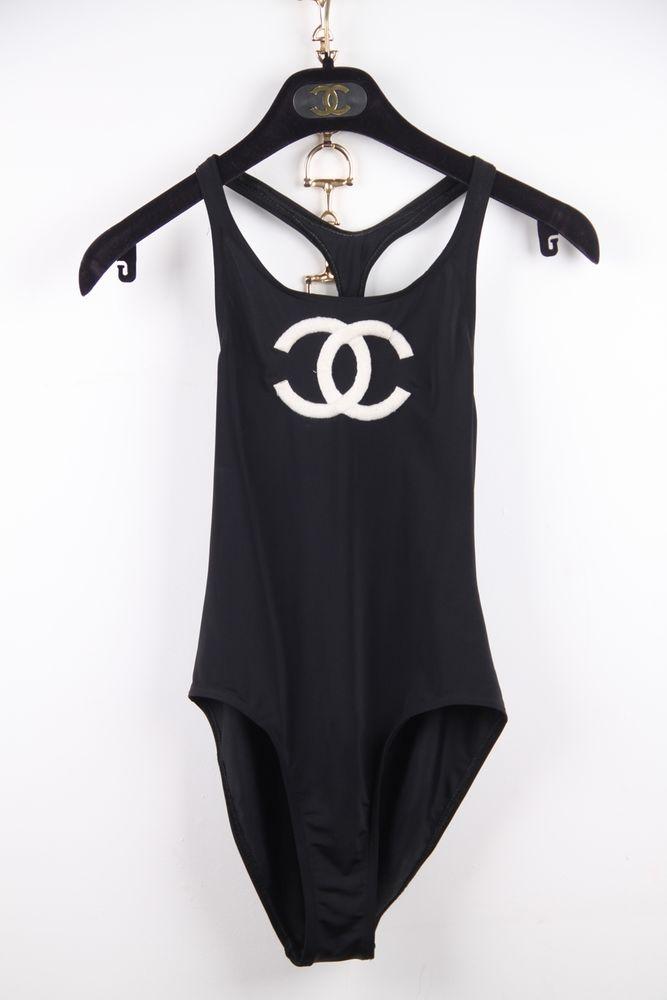 chanel bathing suit