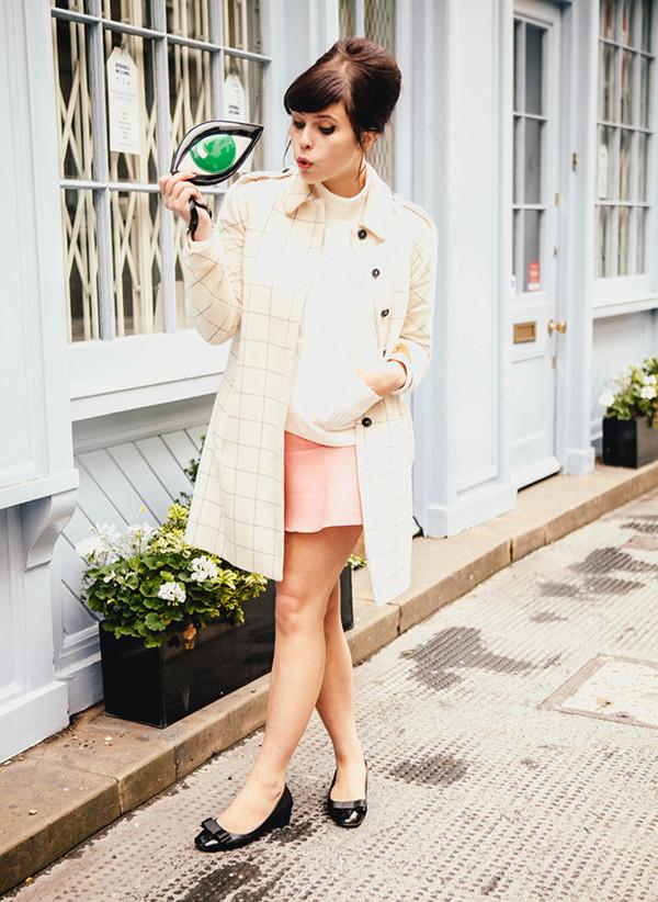 wish wish wish coat t-shirt skirt shoes bag