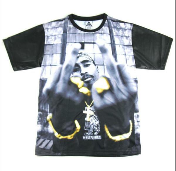 shirt tupac shirt thug life rapper west coast west side tupac