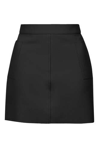 skirt mini skirt black skirt