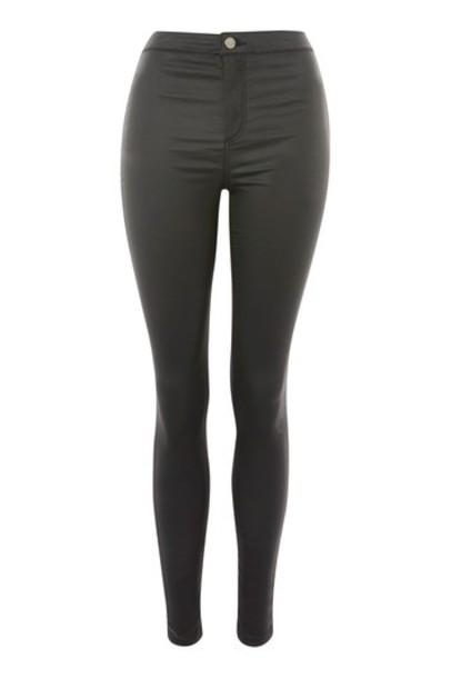 Topshop jeans black