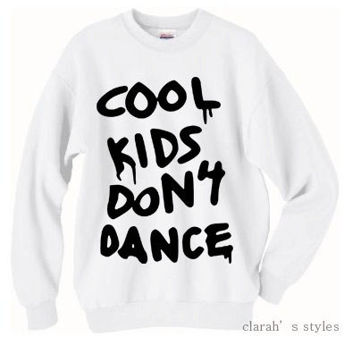 Preorder  cool kids don't dance zayn malik pull over sweater crew neck on wanelo