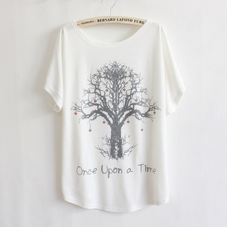 shirt printed t-shirt