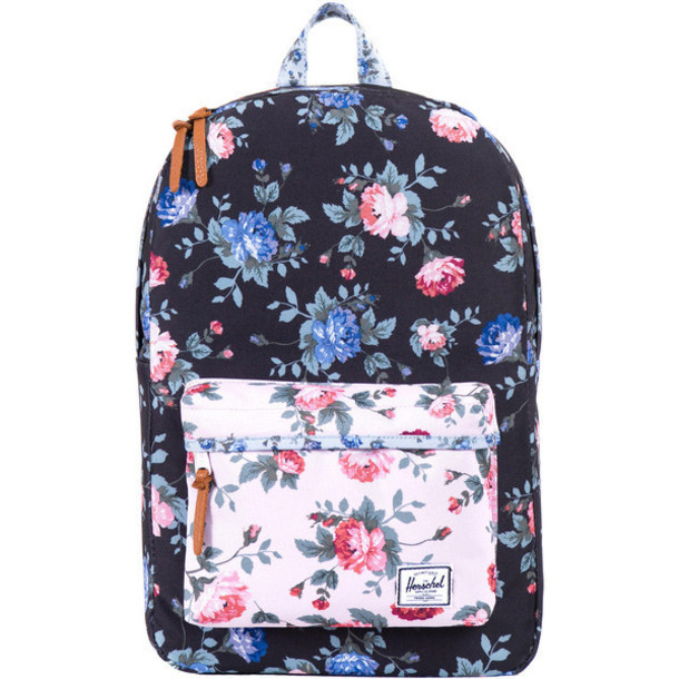 bag flowers herschel supply co. herschel backpack