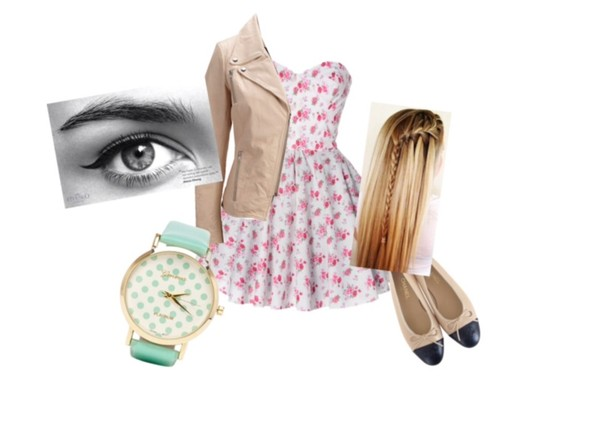 dress jewels jacket shoes
