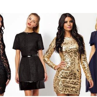 dress black dress gold gold dress wow amazing chiffon nice love great christmas festival festive newyears dress