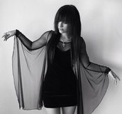 dress,see through,goth,grunge,bat-wings,sheer,black,bat dress,pastel goth,black sheer dress,gothic dress,goth dress,mesh,mesh dress,flowing dresses,pretty,beautiful,black dress,little black dress,mini dress,cute,blouse