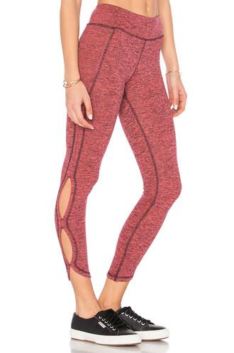 infinity pink pants