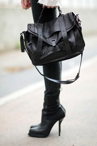 bag black bag itbag