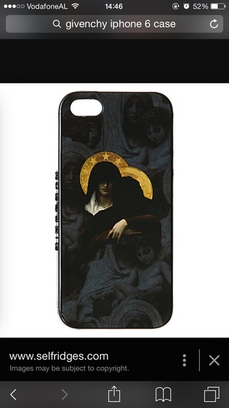 phone cover givenchy iphone 6 case