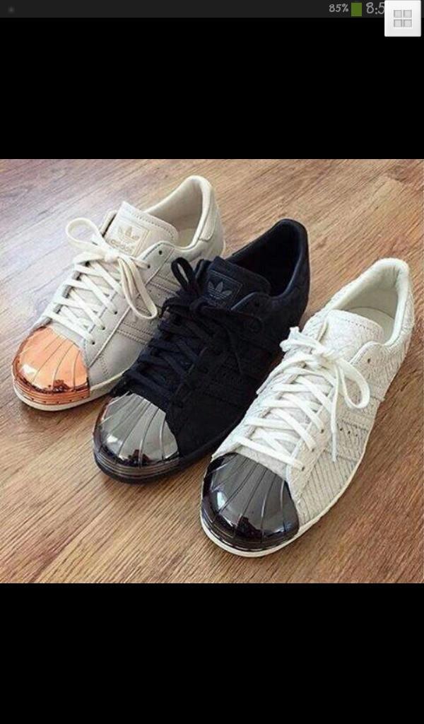 ... adidas rose gold metal toe cap 3c3dde3d2cb