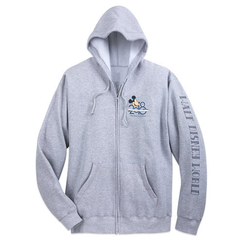 Mickey Mouse and Friends Hoodie for Adults - Walt Disney World 2018