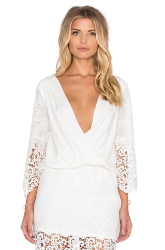 top cross white