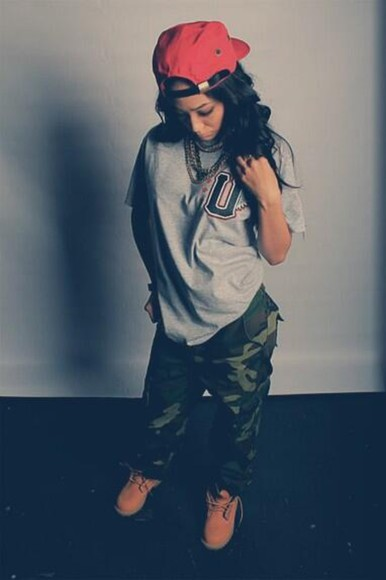 camouflage military pants camouflage military jeans t-shirt denim camo pants timberlands snapback motif hat