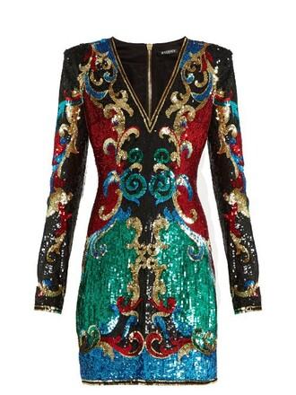 dress mini dress mini embellished
