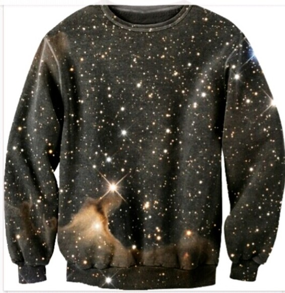 galaxy sweater galaxy sweater