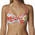 BILLABONG FANTASY BUSTIER SEPARATE TOP - GRENADINE